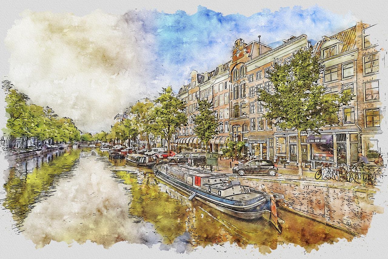 טיול אומנות באמסטרדם