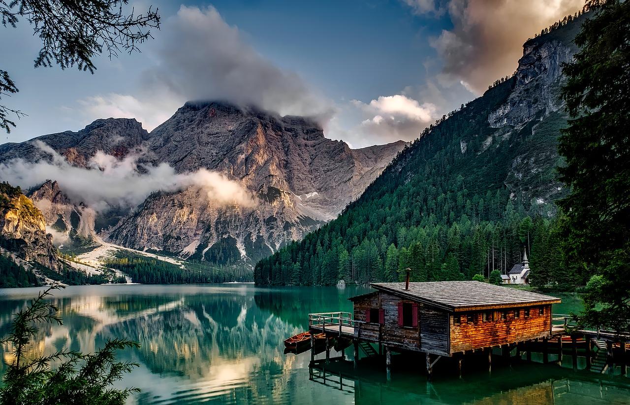 טיול כפרים באיטליה